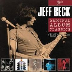 Jeff Beck - Original Album Classics (CD)