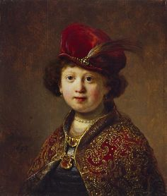 Art works by Rembrandt — page 9 of 11