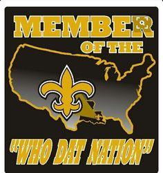 Nike jerseys for Cheap - NEW ORLEANS SAINTS.....WHO DAT on Pinterest | New Orleans Saints ...