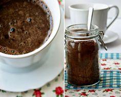 Prawdziwa gorąca czekolada - domowa mieszanka!