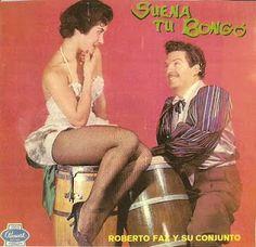 ROBERT FAZ Y SU CONJUNTO/SUENA TU BONGO  なんてつなぎやすい!  コンフント・カシーノから独立しさらに人気を掴んだ  1950年代~60年代初頭のキューバの大スター、ロベルト・ファス。  1959年作です。キューバ感満載ですねぇ。  ソン・モントゥーノ、グアラチャ、マンボとダンサブルなナンバー  いっぱいあってハッピーなDJフレンドリーな一枚。  なかなか日本ではないです。若干オッサン臭いですが  僕はそれ以外のさわやかトラック使いますww