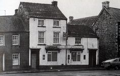 The Rifleman Pub on The Green.