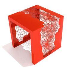 Modern Table love... www.ksidstudio.com