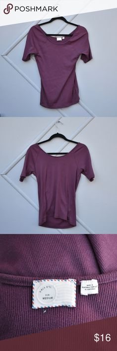 Anthropologie 9-h15 stcl Tee Shirt [size medium] This tee shirt from Anthropology is perfect for spring and summer. It is soft and comfortable and in good condition. I accept reasonable offers. Anthropologie Tops Tees - Short Sleeve