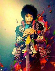 Hendrix colours