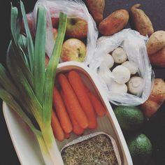 Ana, Go Slowly: Agricultura biológica - um hábito saudável