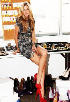 Olivia Palermo for MTV |  http://getthelookoliviapalermo.blogspot.com.es/