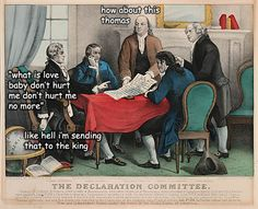Why Ben Franklin wasn't the main writer of the Declaration of Independence