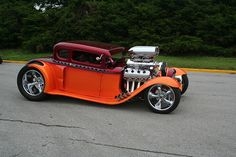 Radical Rod Natl Street Rod Louisville
