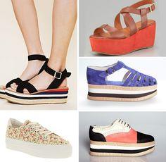 Entre os sapatos rasos e as grandes plataformas surgiu uma nova tipologia de sapato que anda a dar que falar. Os flatforms, como são chamados, [...]