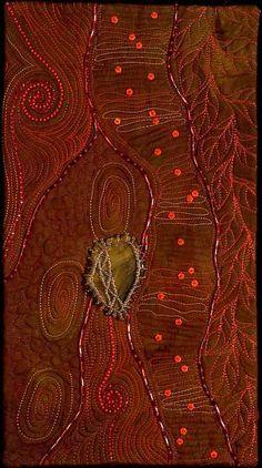 Primordial Ooze by Larkin Jean Van Horn