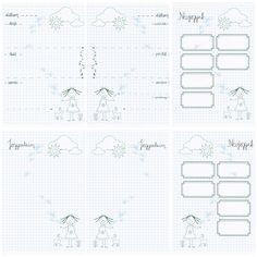 Ingyensajátnapló - nyomtatható ingyen saját napló