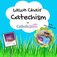 The Trinity Mystery #LawnChairCatechism - Snoring Scholar