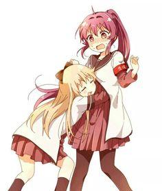 Kyoko y ayano   Yuru Yuri