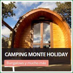 40 Mejores Imagenes De Camping Monte Holiday Cabana Arbol Bungalows Ecoturismo