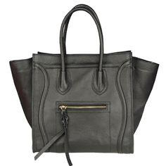 Looks like one! Celine Bag Leather Black