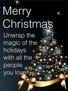 Send Free Star Christmas Tree Card to Loved Ones on Birthday & Greeting Cards by Davia. Christmas Card Verses, Christmas Tree Quotes, Merry Christmas Quotes, Christmas Blessings, Christmas Messages, Christmas Tree Cards, Christmas Bells, Christmas Greetings, Christmas Holidays