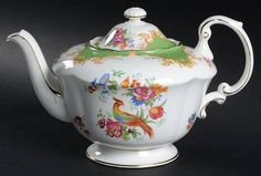 Your Favorite Brands Vintage Tea, Coffee, Chocolate Pots Teapot & Lid