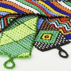 Image detail for -... - Products Catalog > Beaded Bracelets: Zulu Beaded Wrap Bracelet