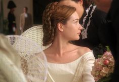 Elder Scrolls Online, Sansa Stark, Dreadlocks, Ruffle Blouse, Sissi, Hair Styles, Vintage, Beauty, Drama