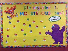 Furry Friends bulletin board