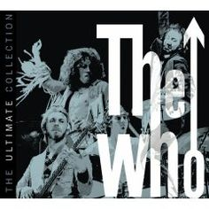 The Who: The Ultimate Collection [Extra tracks, Limited Edition, Original recording remastered], (classic rock, the who, 70s rock, 60s rock, 80s rock, music, rock, 1960s, 1970s, cd)