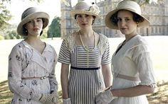 Lady Sybil, Lady Mary & Lady Edith, Downton Abbey!