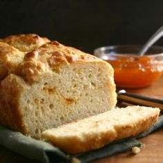 How to make large loaf quick bread with high top. Apricot preserves swirl sweet bread gets a little makeover.