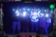 Lasertag - 07.07.2017 - 16:41 Uhr  #Lasertag #Oberwart