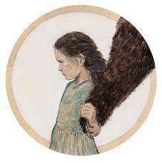 Best Ideas Pop Art Painting For Kids Inspiration Gravure Illustration, Bear Illustration, Fantasy Kunst, Fantasy Art, Bear Girl, Foto Art, Spirit Animal, Illustrators, Art Drawings