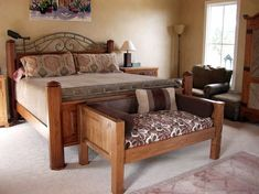 Raised dog bed, for the pooches that have a hard time jumping.......d.