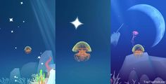 Tap Tap Fish Light Jellyfish Extraordinary Light Jellyfish  Abyssrium Tap Tap Fish  Fish  Pinterest Decorating Inspiration
