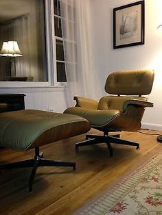 Herman Miller Eames Lounge Chair