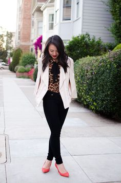Tie Neck Blouse – The Fancy Pants Report. Discover the latest fashion trends  ...