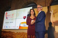 """Bodegas Campo Viejo recibe el premio """"BEST OF"""" en arte y cultura."""