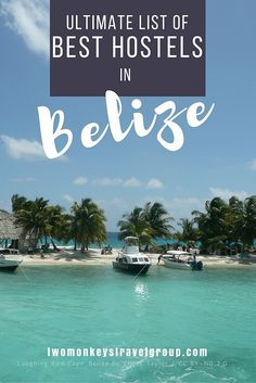 Ultimate List of The Best Hostels in Belize In this article, you will find the…
