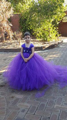 99 Best Flower girl Tutu Dress images in 2020   Flower girl