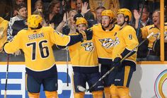 Nashville Predators: Is JoFA A Top Five Line In The NHL?