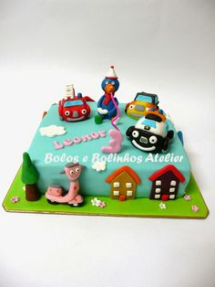 1 Year Baby, Birthday Parties, Birthday Cake, Cakes For Boys, Christmas Ornaments, Holiday Decor, Desserts, Kids, Cakes