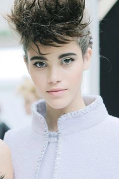 Like this beauty style