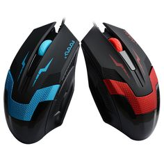 Professional Wired Gaming Mouse with USB 1600DPI Optical Gaming Mouse USB Wired Game Mice For Computer Peripherals #Affiliate