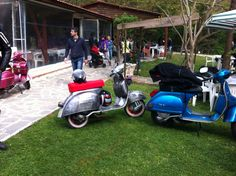 Vespa club Greece