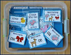 Activities for Teaching the oa/ow/oe Digraphs - Make Take & Teach Small Group Activities, Sorting Activities, Hands On Activities, Oa Words, Words To Spell, Free Spelling Games, Spelling Patterns, Reading Practice, Word Sorts