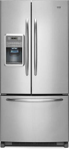 Maytag Stainless Steel Bottom Freezer...     $1,884.60