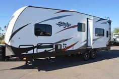 2016 New Cruiser STRYKER M-2512 Toy Hauler in Arizona AZ.Recreational Vehicle, rv, 2016 CRUISER STRYKER M-2512, Stryker is Cruiser RVs all new toy hauler for the true enthusiast, featuring the most user-inspired features in the lightweight market. Our product managers have years of experience racing motocross and dessert excursions. This practical experience guided our development of something that is extremely functional for all markets, especially for the west coast and desert racing…