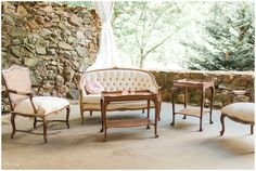 A lovely little neutral lounge area for a summer wedding reception at The Inn at Willow Grove! Love this sweet set-up captured by Jessica Green Photography. Chic Wedding, Summer Wedding, Wedding Reception, Wedding Decor, Big Red Barn, Willow Grove, Lounge Design, High School Sweethearts, Classic Chic