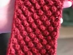 How to Knit a raspberry stitch « Knitting & Crochet