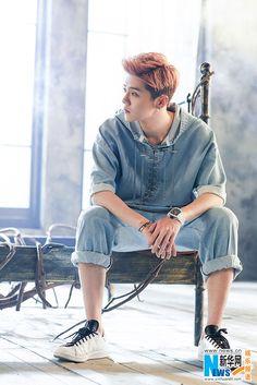 Singer Lu Han releases new MV | China Entertainment News