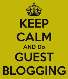 Just do the Blogging
