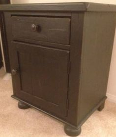 Broyhill Attic Heirlooms Night Stand in Eggshell Color ? | Furnish Your Dream | Pinterest | Night stand and Attic & Broyhill Attic Heirlooms Night Stand in Eggshell Color ...